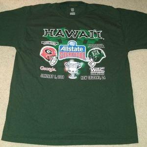 Hawaii Allstate Sugar Bowl T Shirt